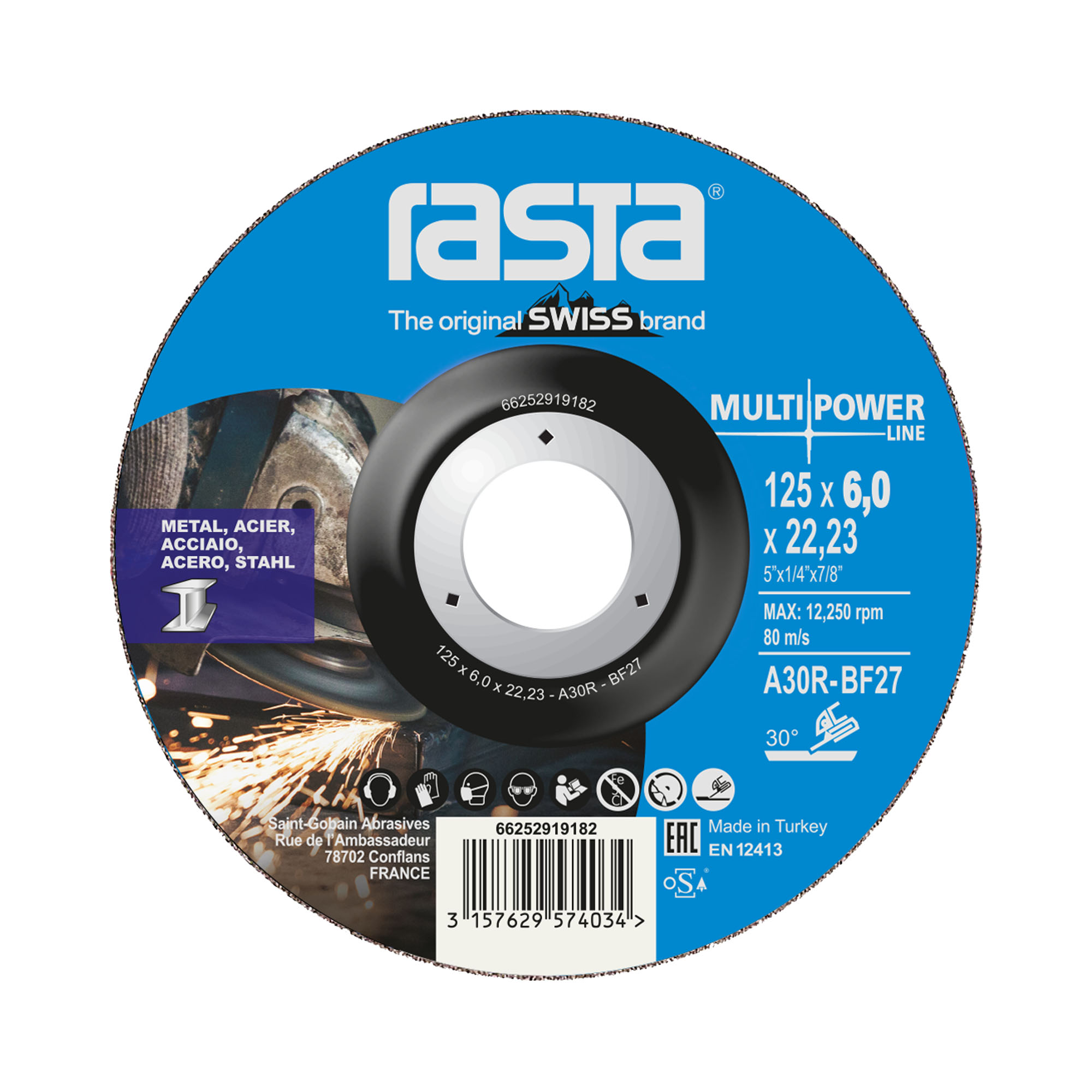 Our Products Rasta Abrasives
